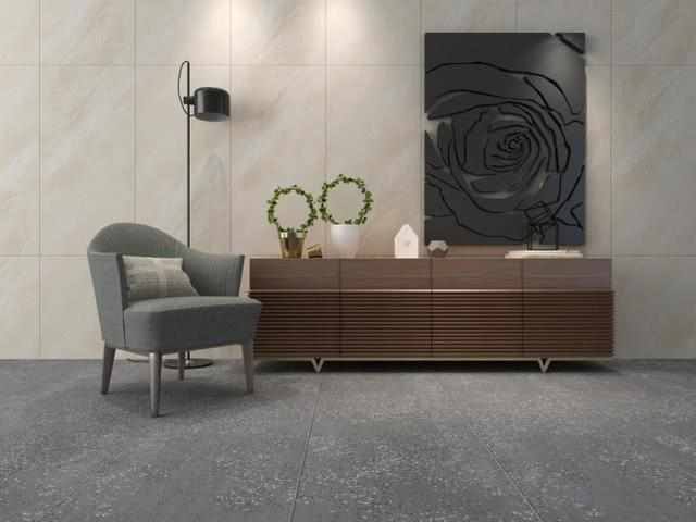 Texture space, why to choose terrazzo tiles